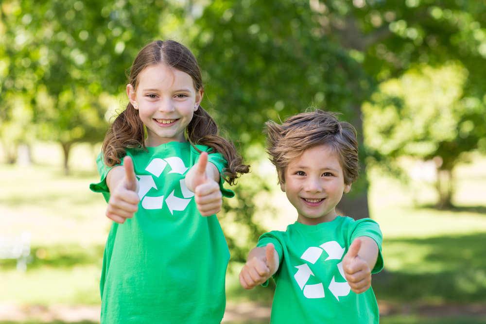 Aragón con el reciclaje y la sostenibilidad