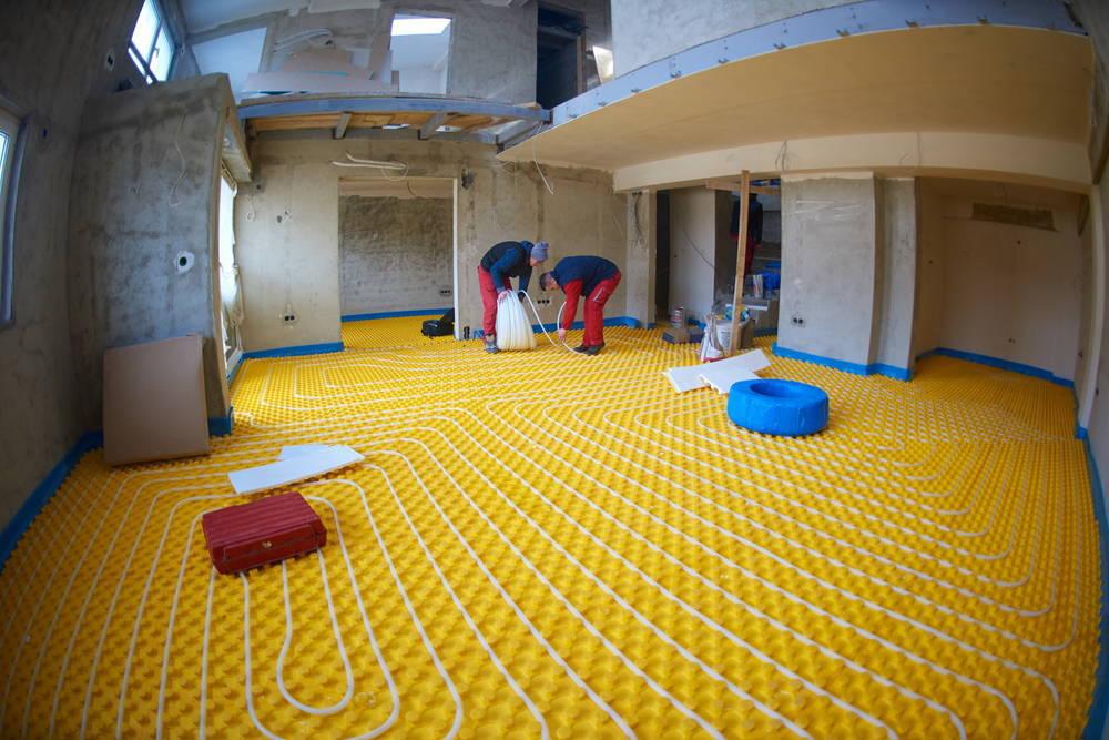 Por qué instalar un suelo radiante