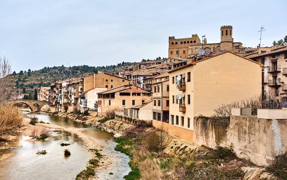 Matarranya, un lugar paradisíaco al este de Teruel