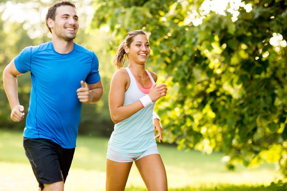 Deporte y buena alimentación, la clave de una vida larga y feliz