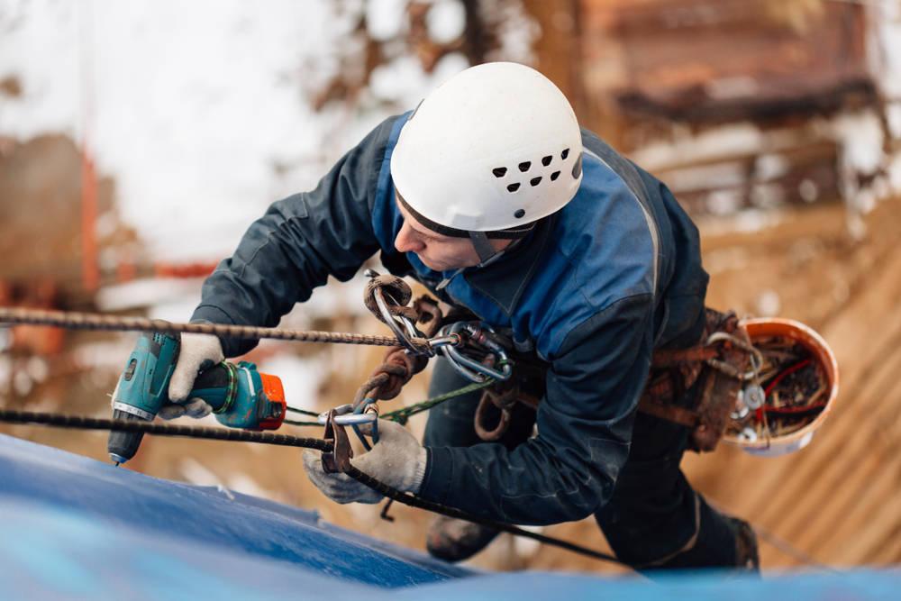Ley de trabajos verticales en Aragón